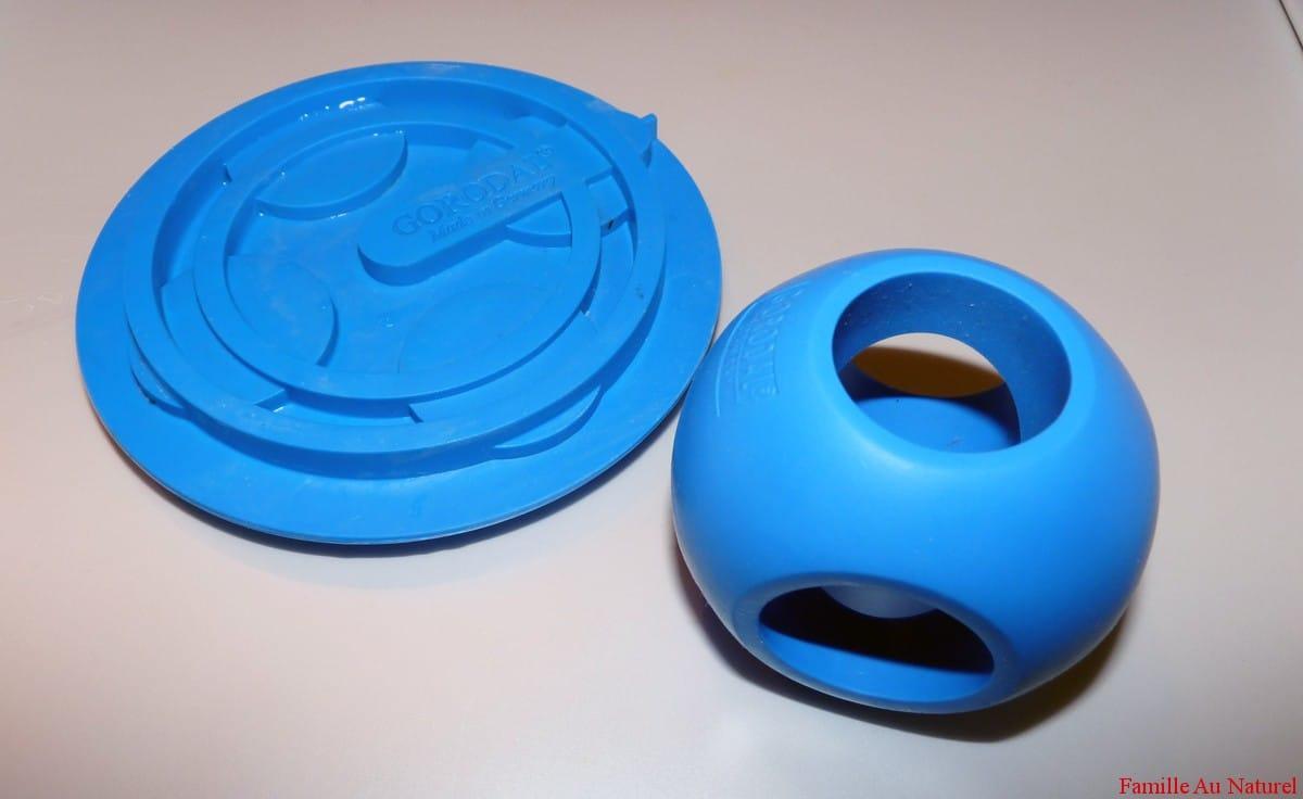 Disque, anneau et boule anti calcaire