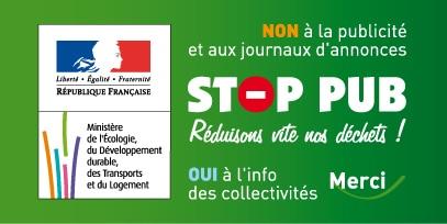 Stop aux publicités non souhaitées dans nos boîtes aux lettres !