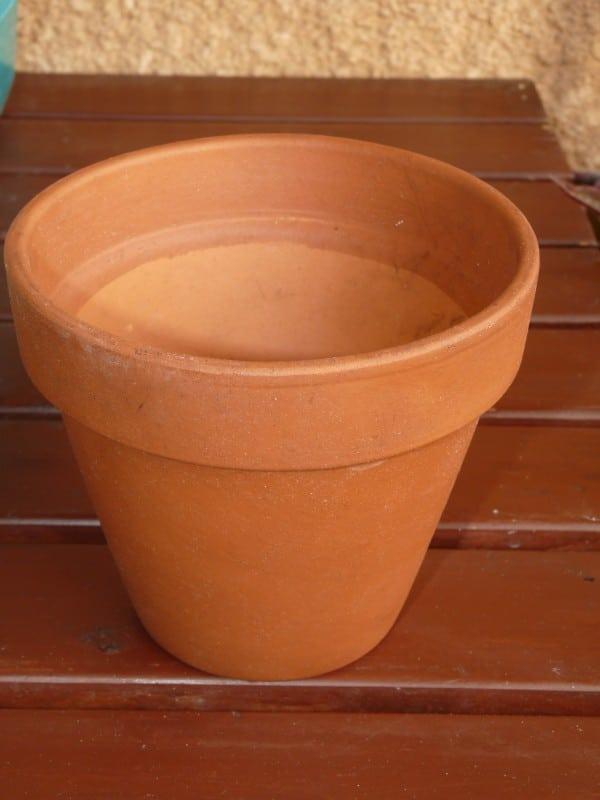 Comment rafraîchir ses pots à fleur en argile ?