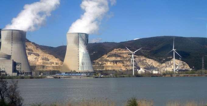 centrale nucléaire du Tricastin