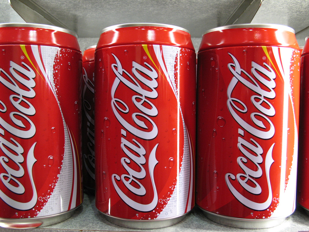 Coca-Cola refuse d'abandonner le bisphenol A