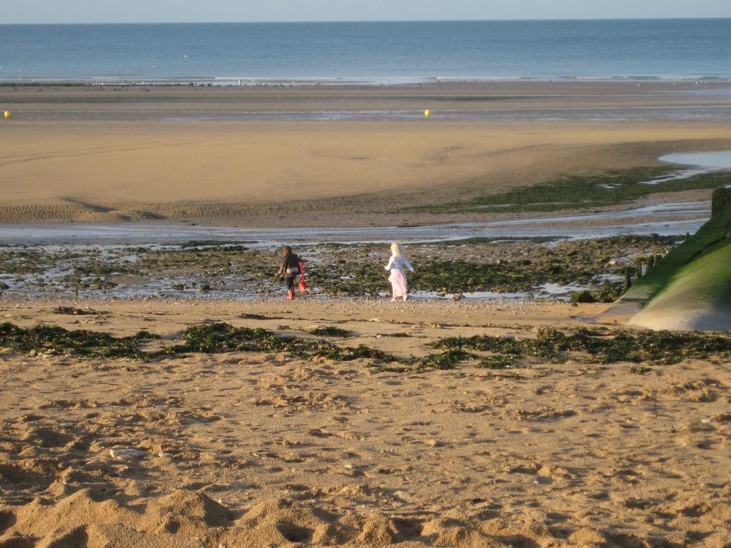 Passer les vacances d'été en Basse Normandie