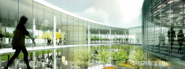 Le futur siège du Ministère de la Défense: écologique?