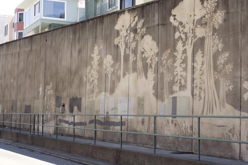Le reverse graffiti