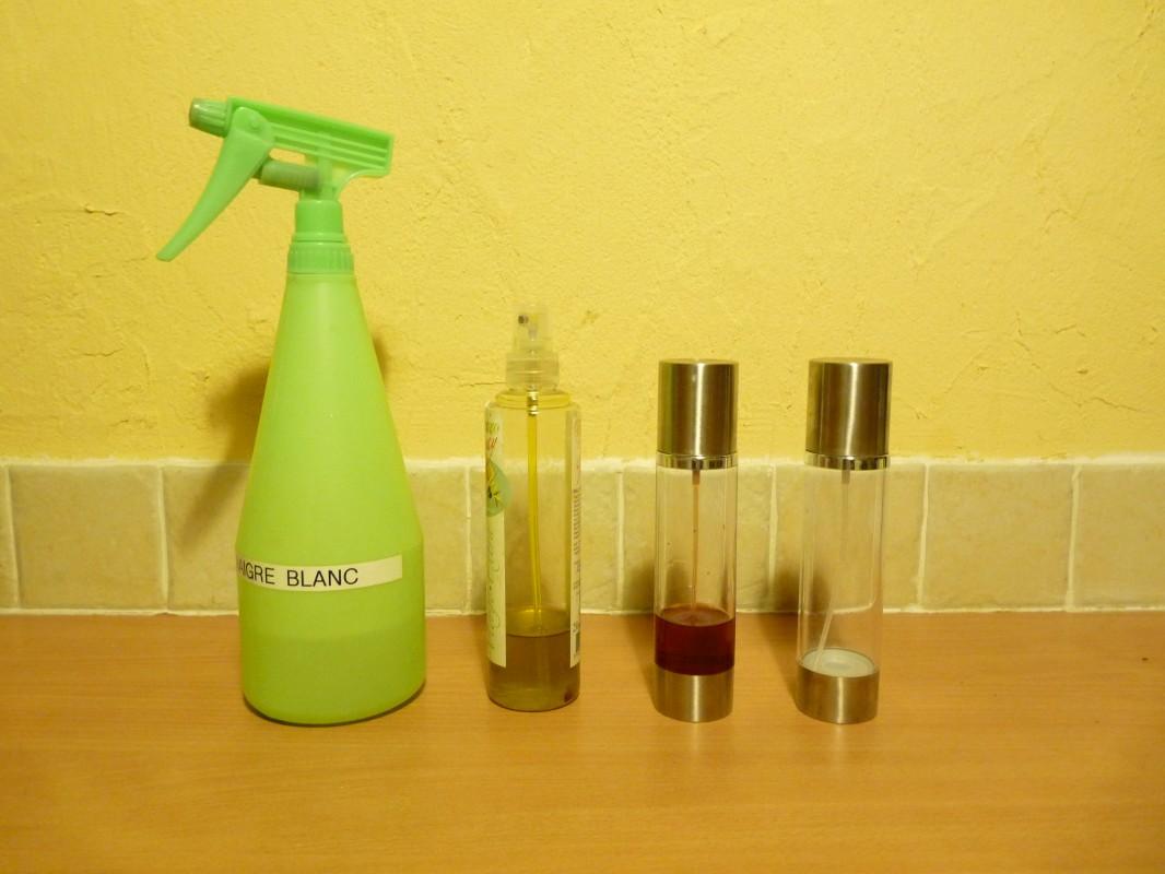 Recycler et utiliser des vaporisateurs sans gaz propulseur : économique, écologique et pratique.