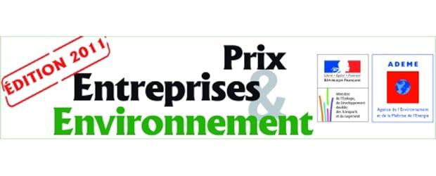 Prix Entreprises et Environnement 2011