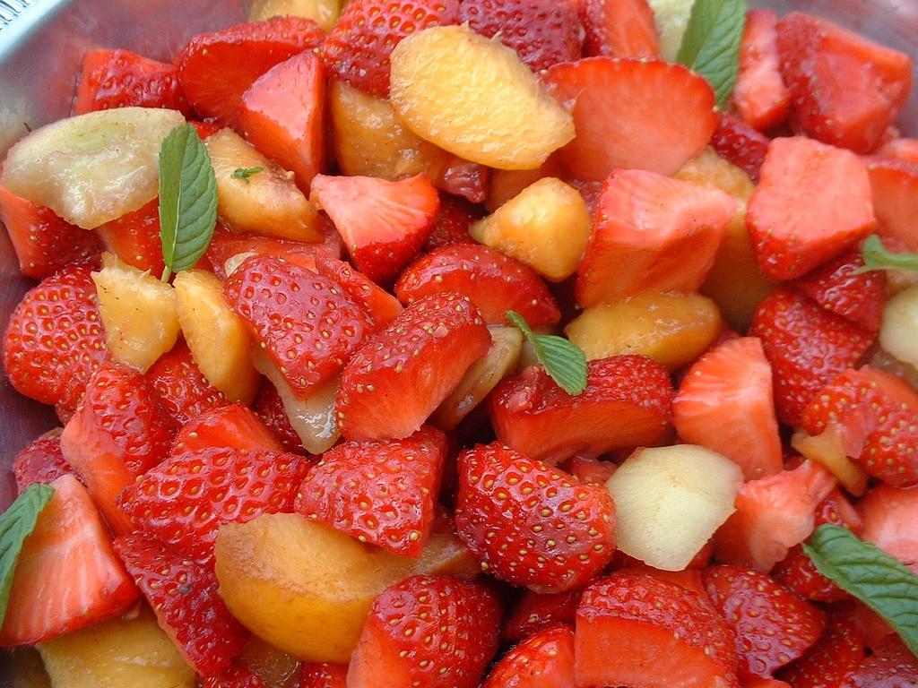 Goûters et desserts aux fruits frais pour l'été