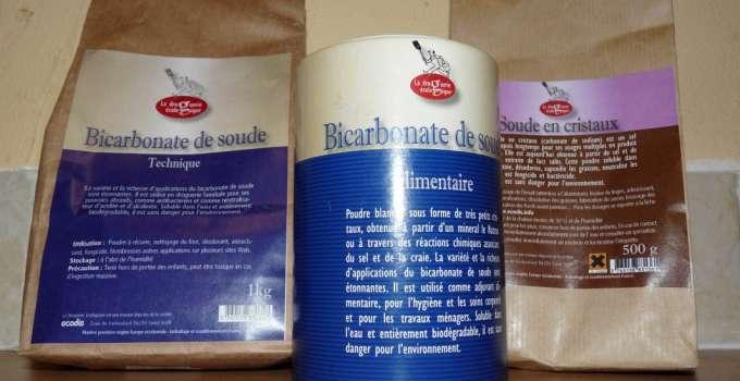 Soude soude en cristaux bicarbonate de soude on fait le point autour du naturel - Cristaux de soude utilisation ...