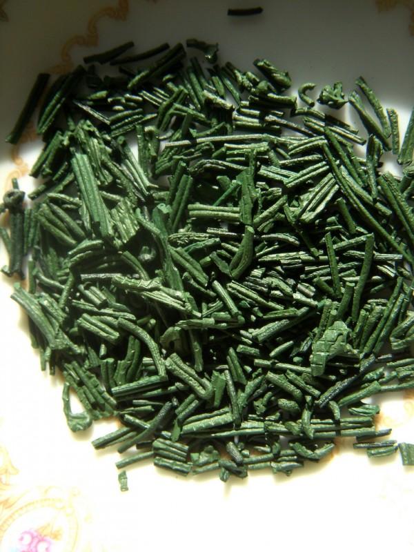 La spiruline, une algue aux grandes valeurs nutritives