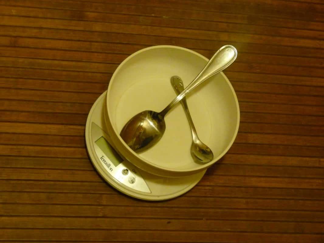Mesures et équivalences : mémento pour recettes de cuisine et produits faits-maison