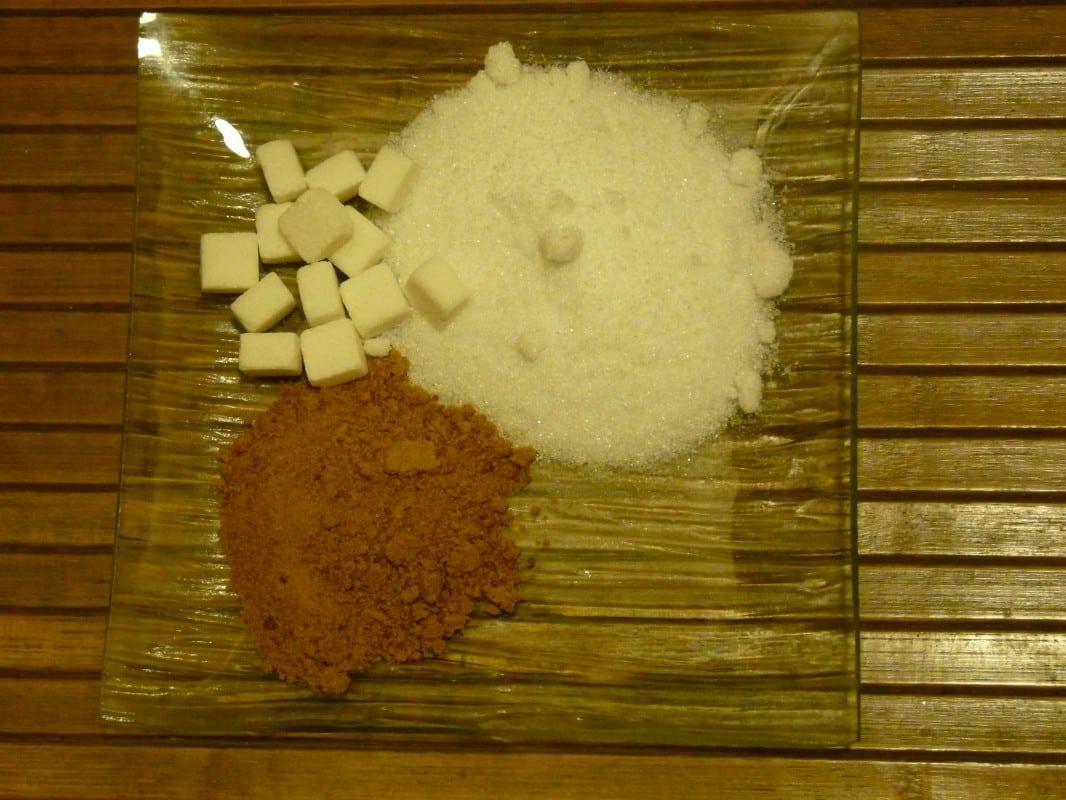Récapitulatif sur les sucres et édulcorants