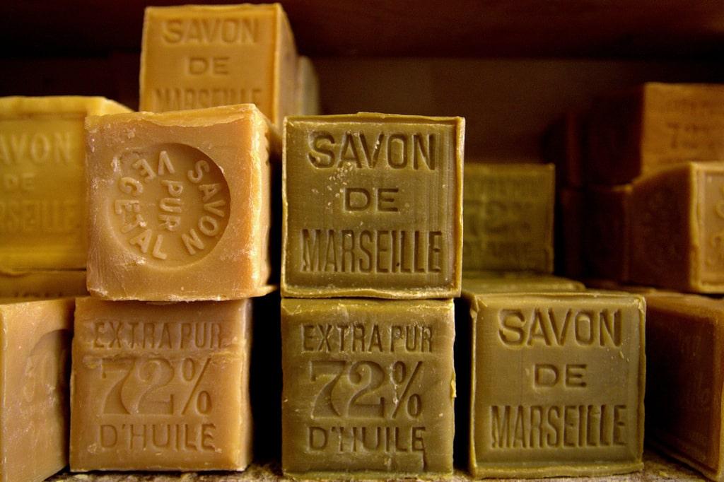 Reconnaitre le vrai savon de Marseille