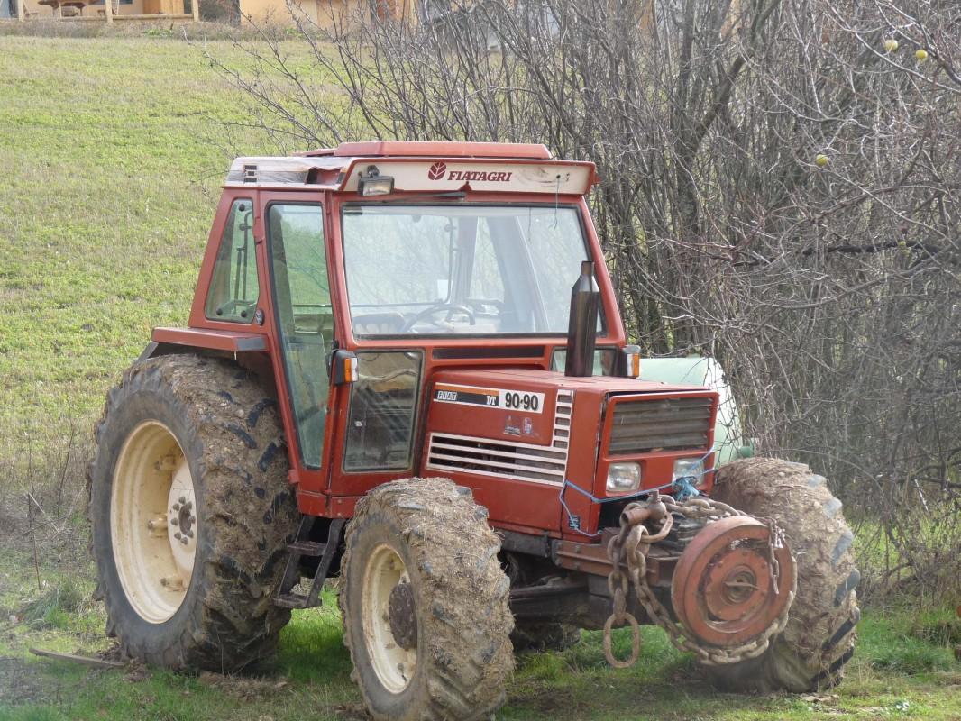 tracteur  Montfuron