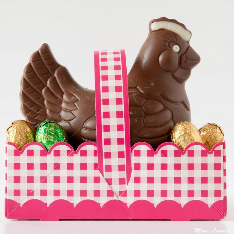 Pâques, Noël: que faire de ses chocolats en trop?