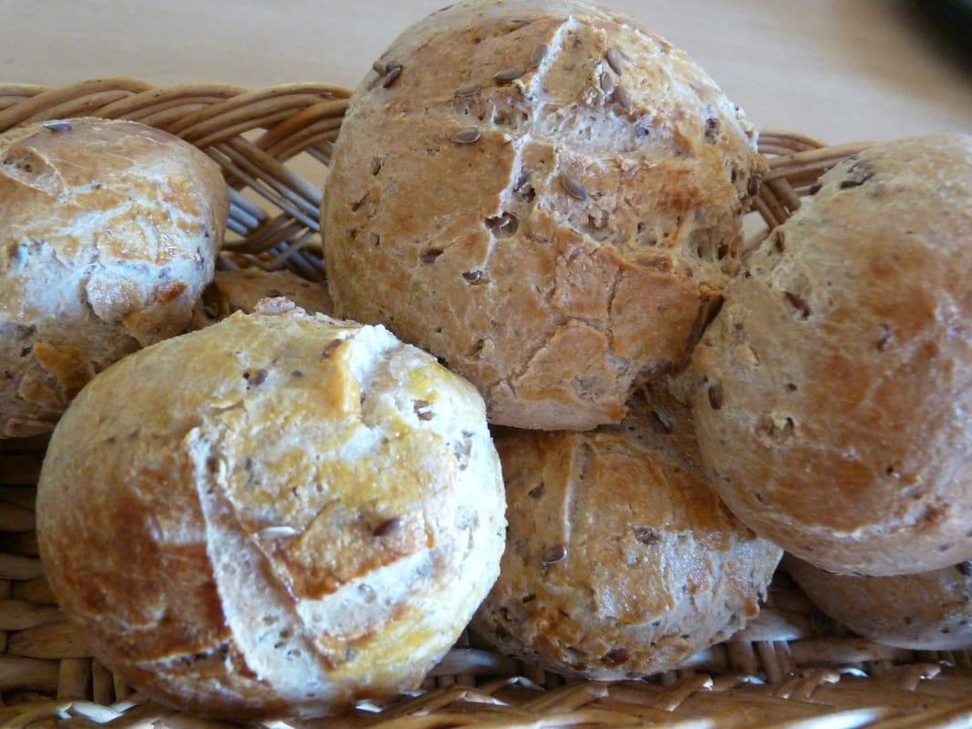 Pains à la farine complète : Plaisir et santé
