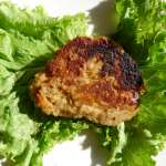 Steak végétal