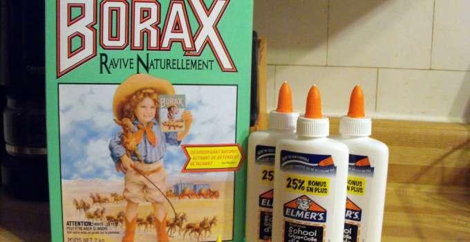 Le borax dans nos produits m nagers sans danger for Ou acheter du percarbonate de sodium