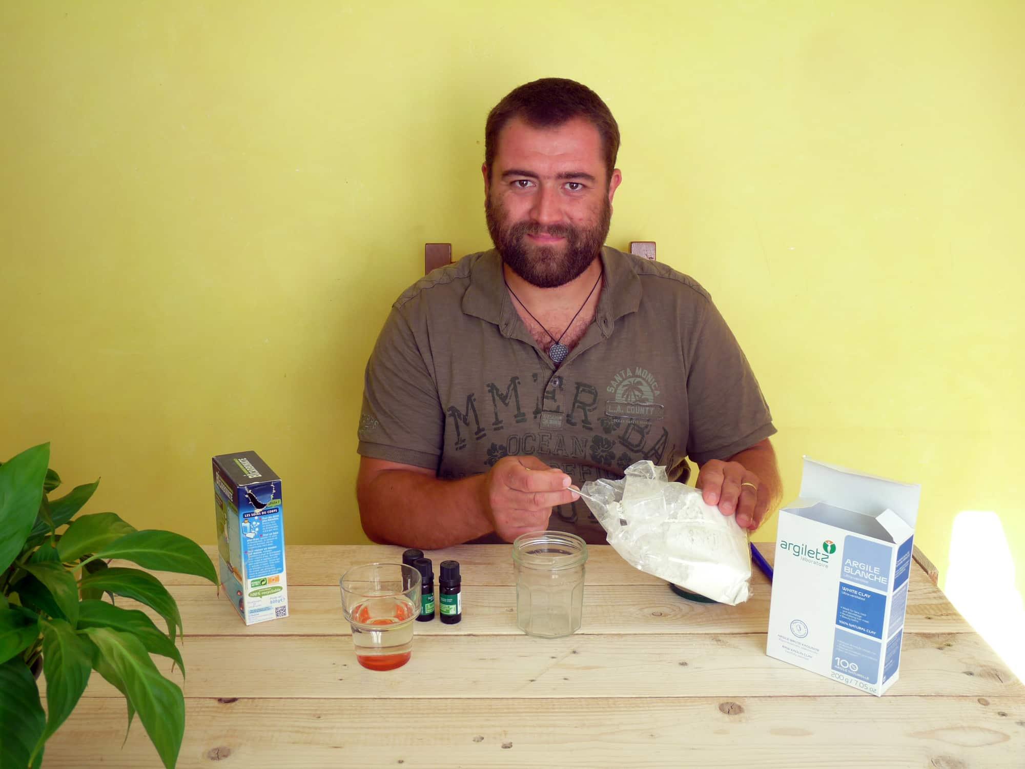 Comment faire son dentifrice maison? La recette.