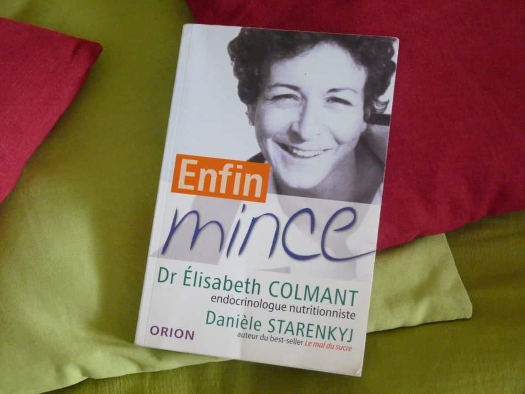 On a lu: «Enfin Mince» du Dr COLMANT