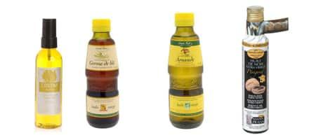 Les bienfaits des huiles alimentaires