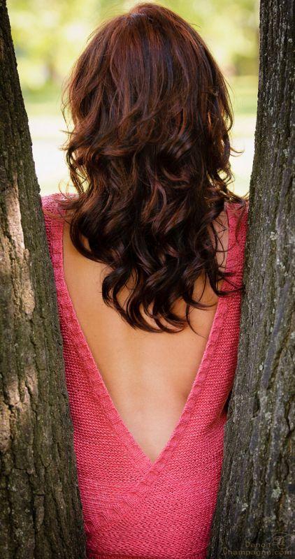 Avoir de beaux cheveux naturellement en été!