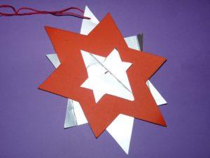 étoiles superposées