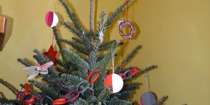 Faire ses déco pour le sapin de Noël