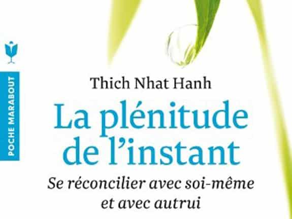 La plénitude de l'instant – Thich Nhat Hanh