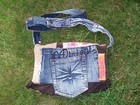 vêtement recyclé