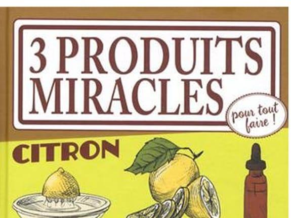 3 produits miracles pour tout faire : Citron, bicarbonate, vinaigre – Elodie Baunard