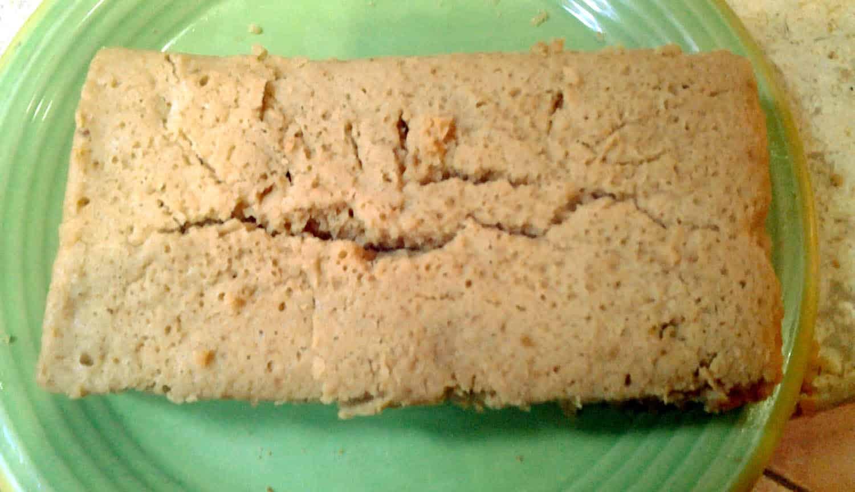 Le cake au citron sans gluten ni PLV