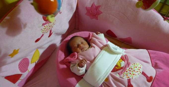 sommeil de bébé: la chambre