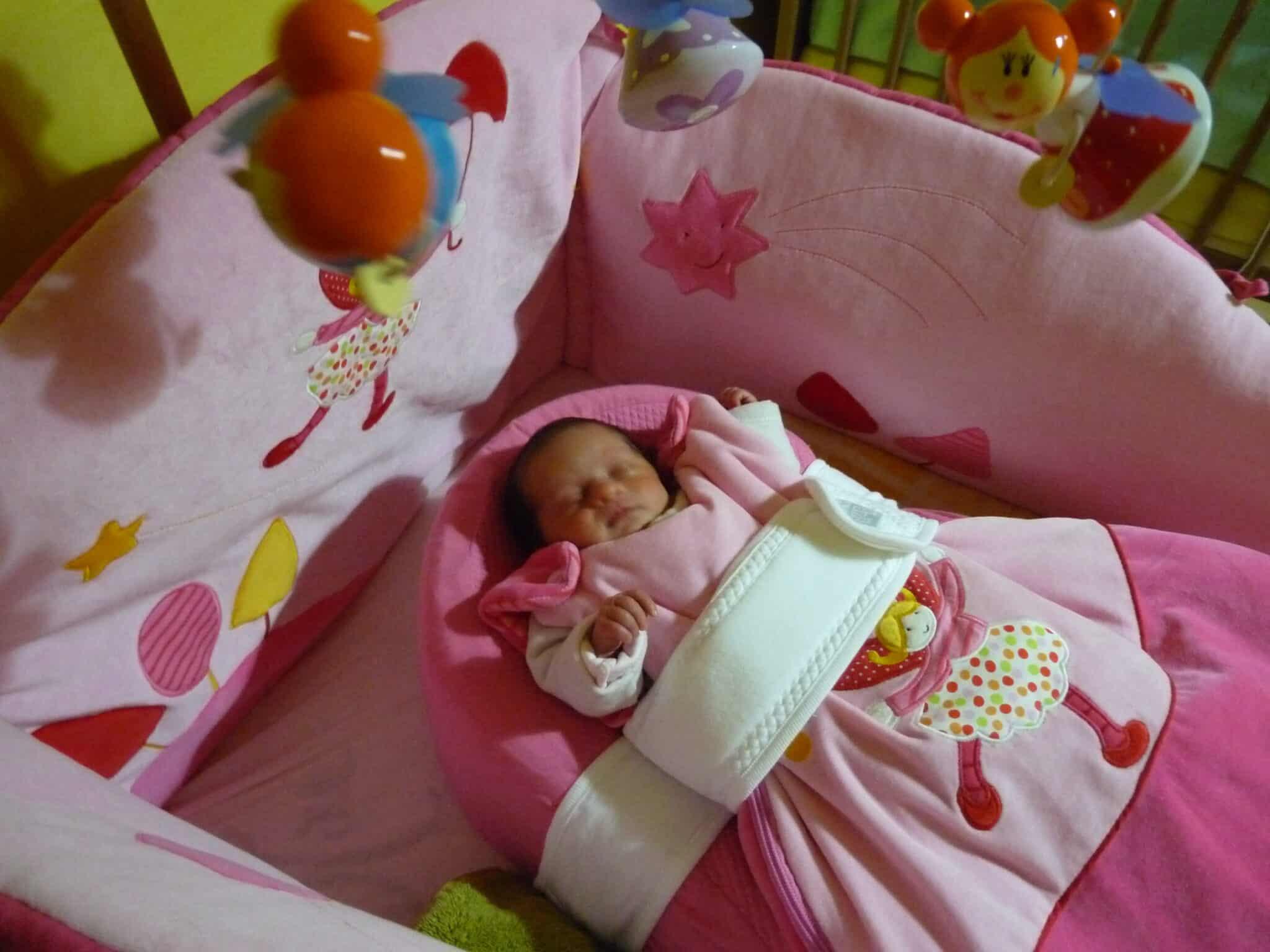Les 7 règles d'or pour faciliter le sommeil de bébé