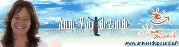 5 stages de dévelopement personnel avec Anne Vandezande