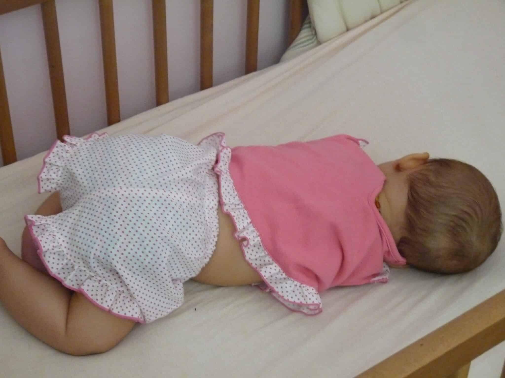 Prévenir l'érythème fessier du nourrisson