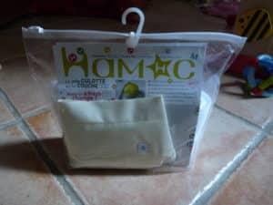 kit d'essai couches lavables Hamac