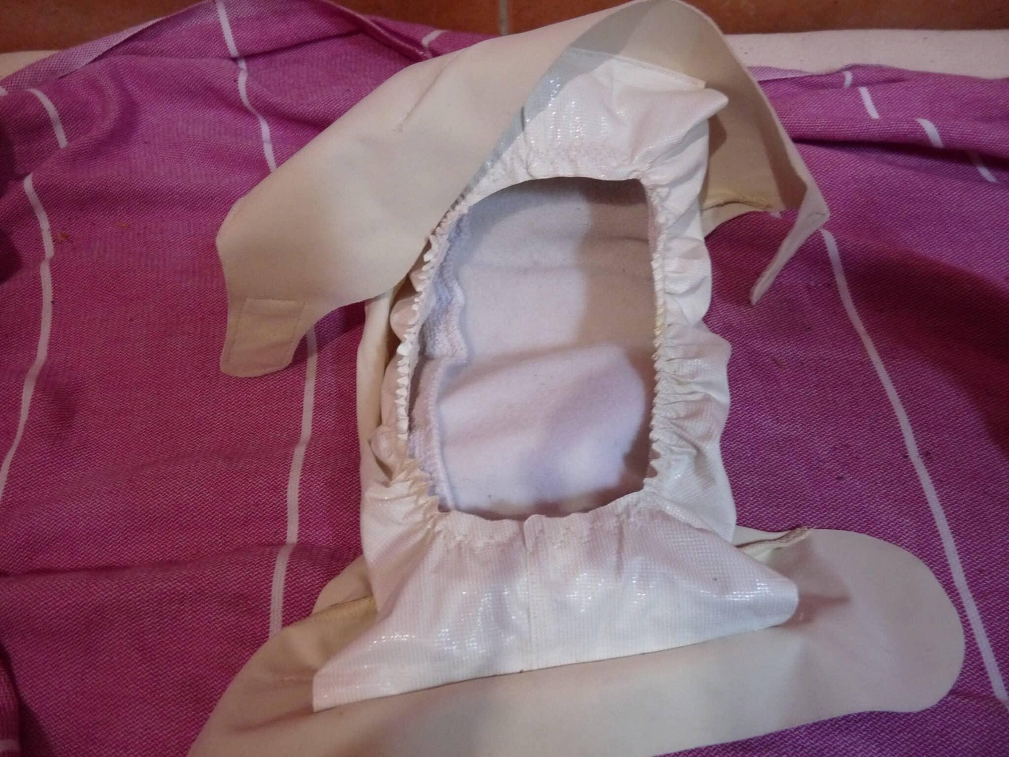 On a testé: les couches lavables Hamac (TE3 )