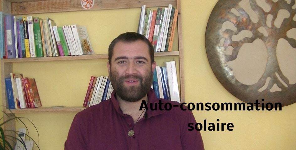Défi 100 vidéos – Jour 21 – L'autoconsommation solaire