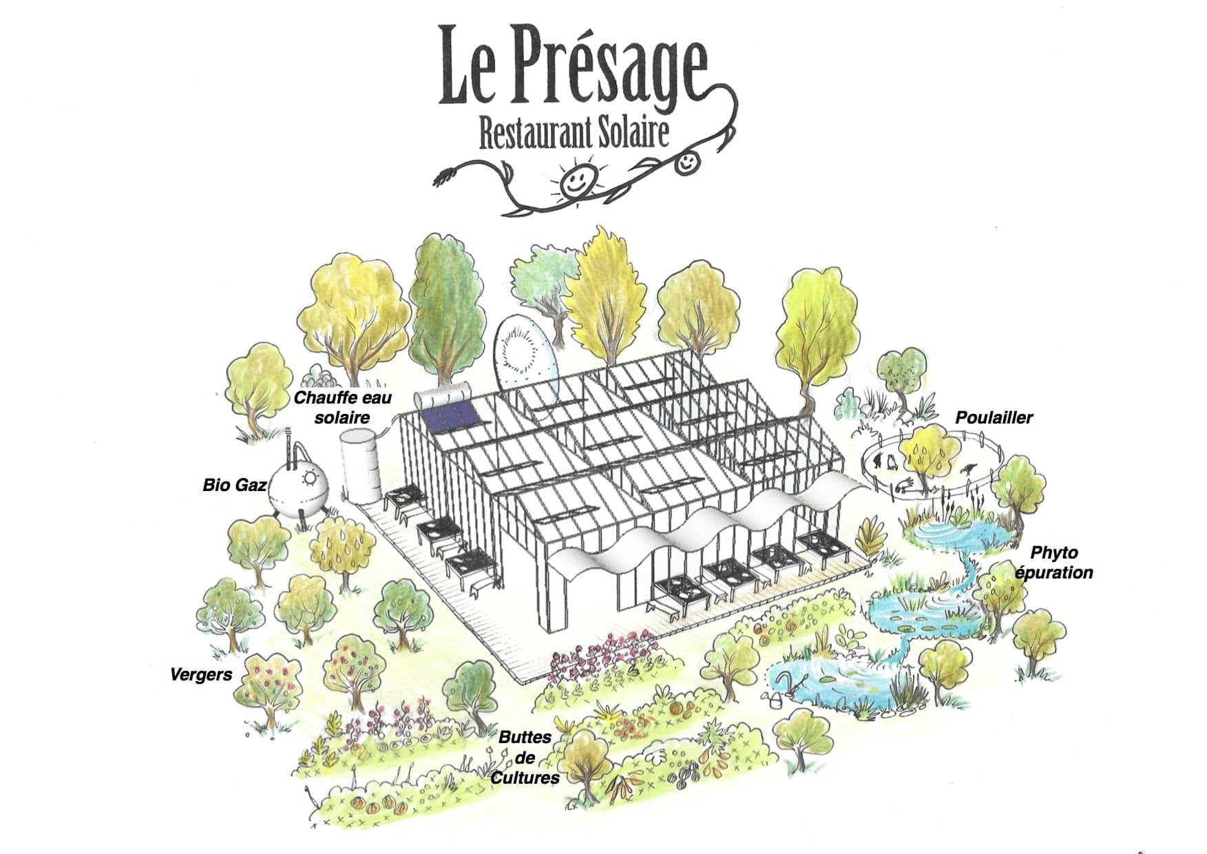 Découvrez le projet du 1er restaurant solaire de France !