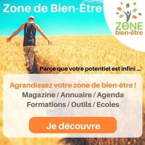 Zone de bien-être, développement personnel, santé, spiritualité, ...